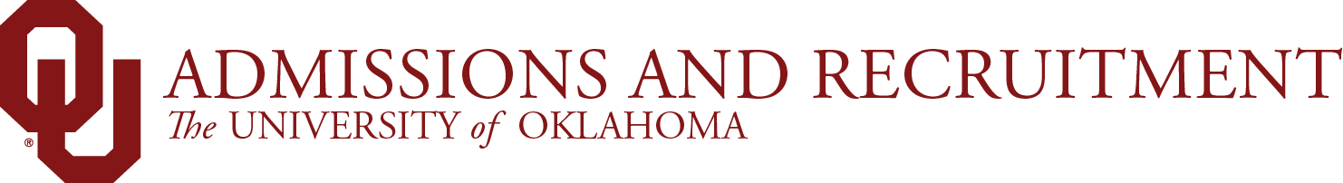 The University of Oklahoma Admissions Website