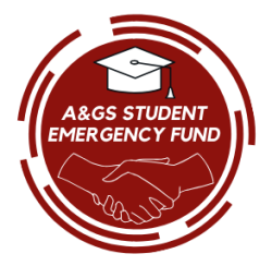 A&GS Emergency Student Fund Logo