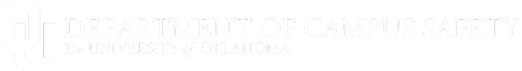 Department of Campus Safety website wordmark