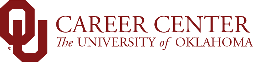Career Services, The University of Oklahoma website wordmark