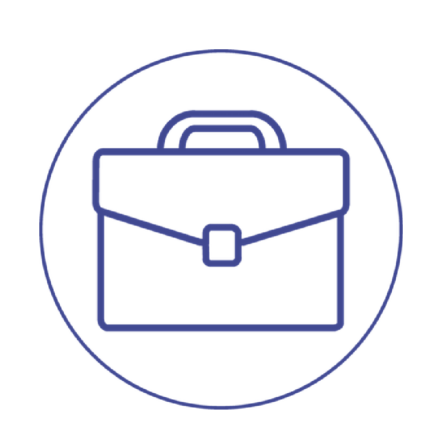 Briefcase Corporate Partners Icon (PNG)