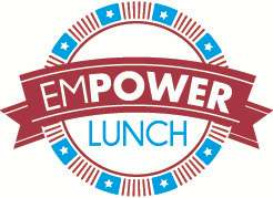 EmPower Lunch logo
