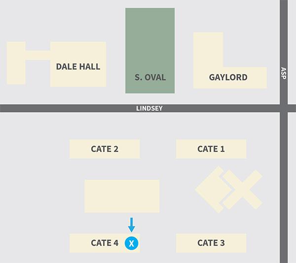 Map to CAS-OATS office
