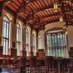 picture of Bizzell Library Great Reading Room