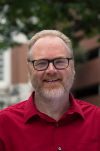Headshot of Wayne Riggs, Department of Philosophy Chair