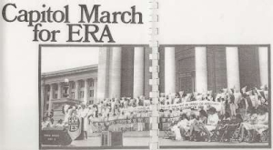 Capitol March for ERA