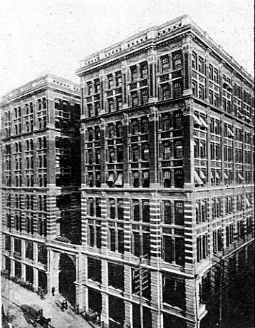 Equitable Life Assurance Building New York City