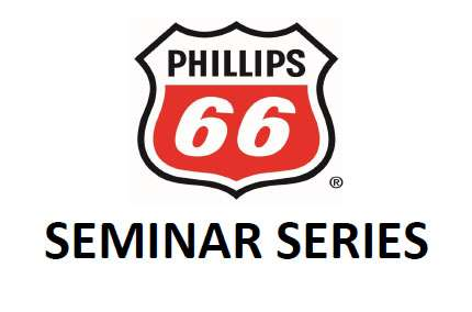 Phillips 66 Sponsors CBME Seminar Series