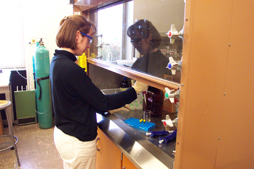 Environmental Engineering Laboratory