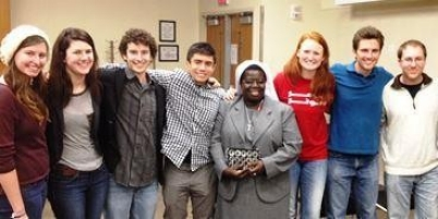 Sooners without Borders with Sister Rosemary