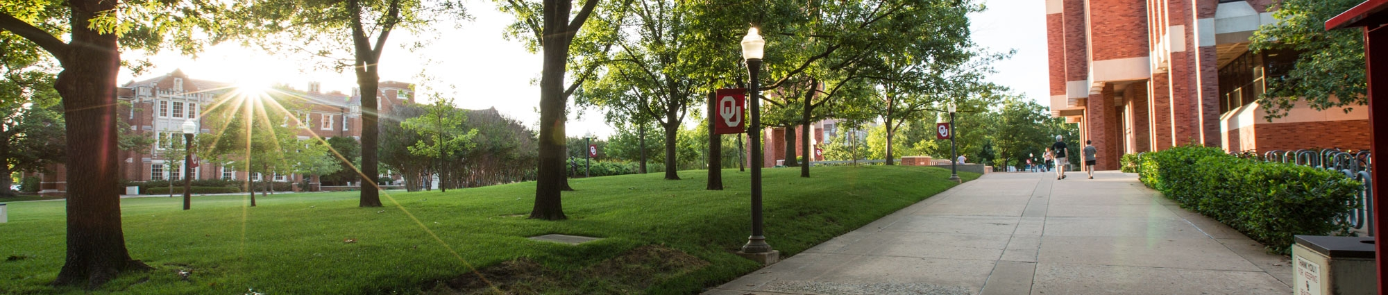 OU's first and largest college