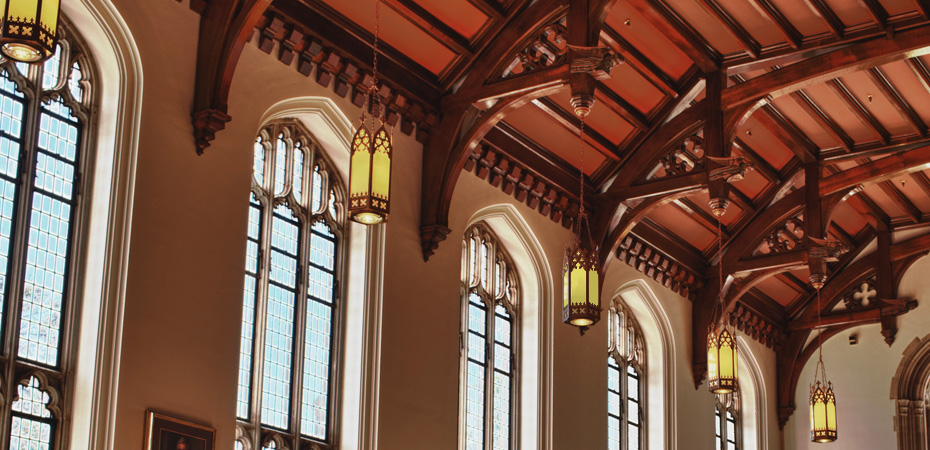 Great Reading Room Bizzell Library