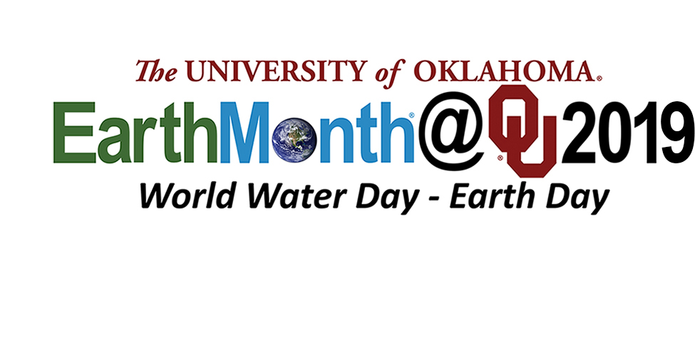 EarthMonth@OU2019 Logo