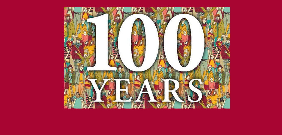 Social Work 100th Anniversary Magazine Cover