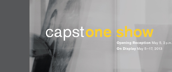 School of Art and Art History Capstone Exhibition<br>May5-17