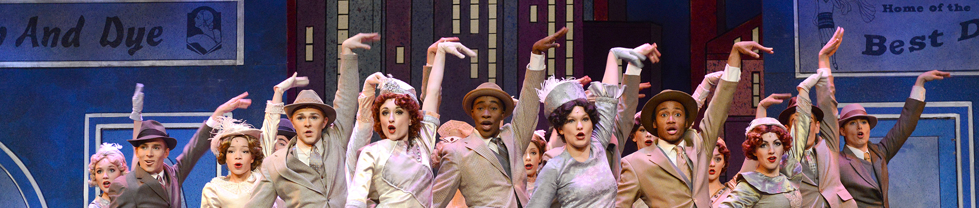 Thoroughly Modern Millie at OU