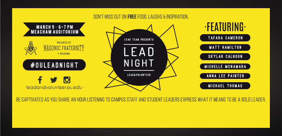2017 LEAD Night