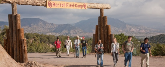 CPGG dedicates new Bartell Field Camp