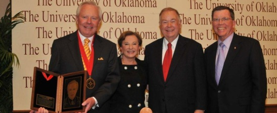 Stephenson honored with 2011 Trailblazer Award