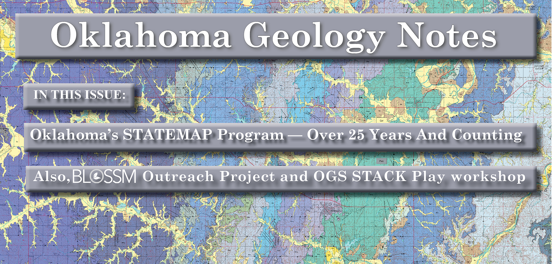 New Issue of Oklahoma Geology Notes