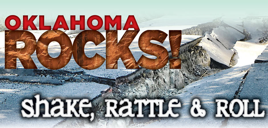 Oklahoma Rocks! Shake, Rattle & Roll