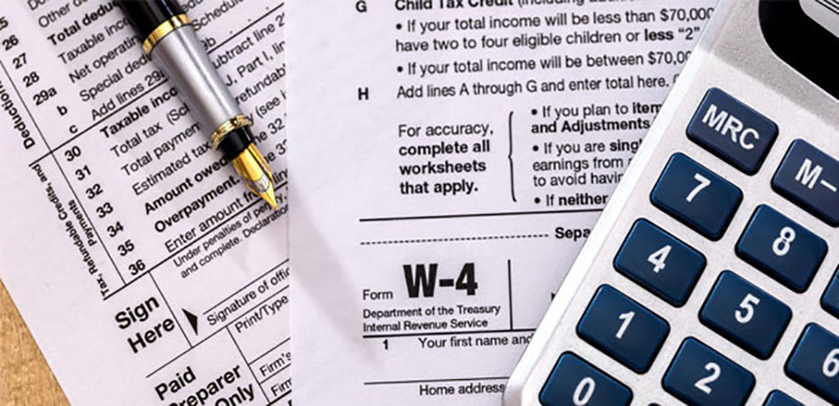 2019 IRS WITHHOLDING CALCULATOR