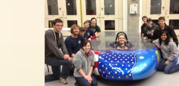 Bright Future for OU's Solar Car Racing Team