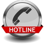 hotline telephone picture