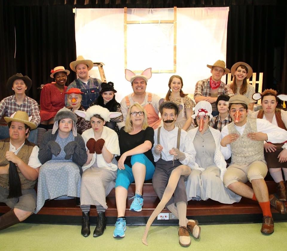 Cast of Charlotte's Web