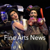 Current News of the Weitzenhoffer Family College of Fine Arts