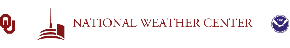 The National Weather Center Logo