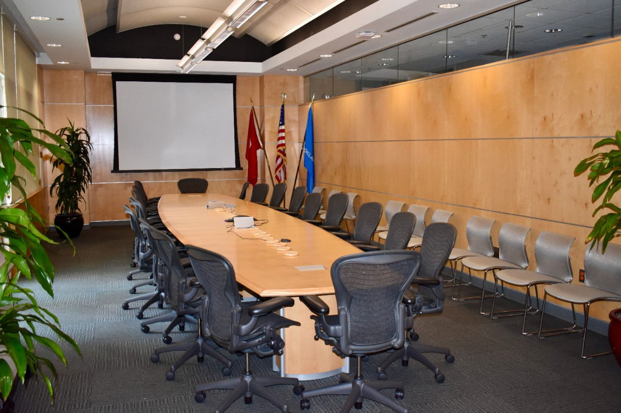 National Weather Center Board Room, Room 1120