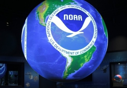 Science on a Sphere, National Oceanic and Atmospheric Administration, U.S. Department of Commerce, NOAA