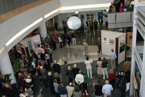 NWCB Opening Reception Photo