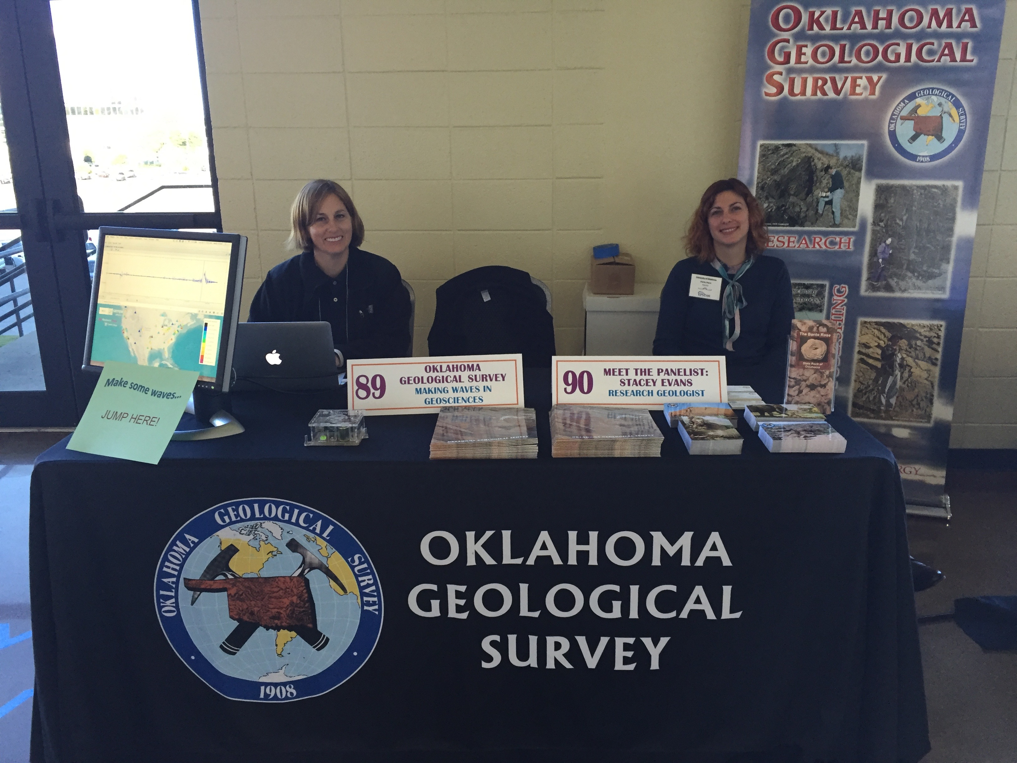 Women in Science conference, Tulsa, OK