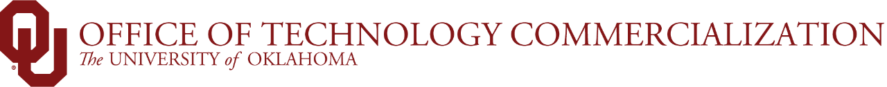 OU Office of Technology Commercialization, The University of Oklahoma website wordmark