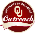 University of Oklahoma Outreach logo