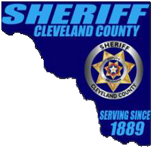 2012 Cleveland County Sheriff's Department logo
