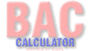 BAC Calculator