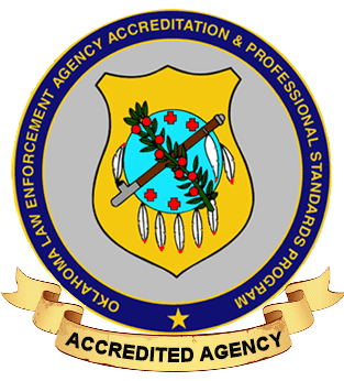 Oklahoma Law Enforcement Agency Accreditation & Professional Standards Program Seal