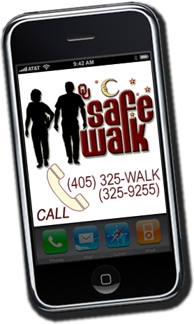 SafeWalk -- Call 325-WALK (325-9255)