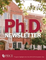 PhD Newsletter Spring 2017-2018