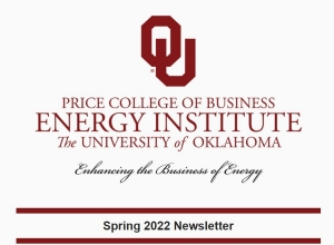 Energy Institute E-News Banner