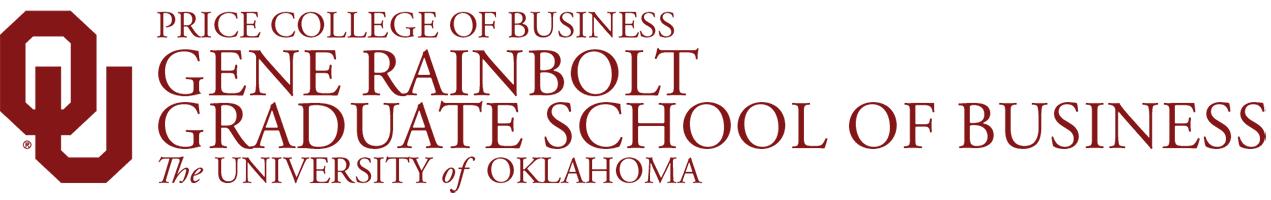 Gene Rainbolt Graduate School of Business Wordmark