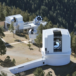 Apache Point Observatory New Mexico