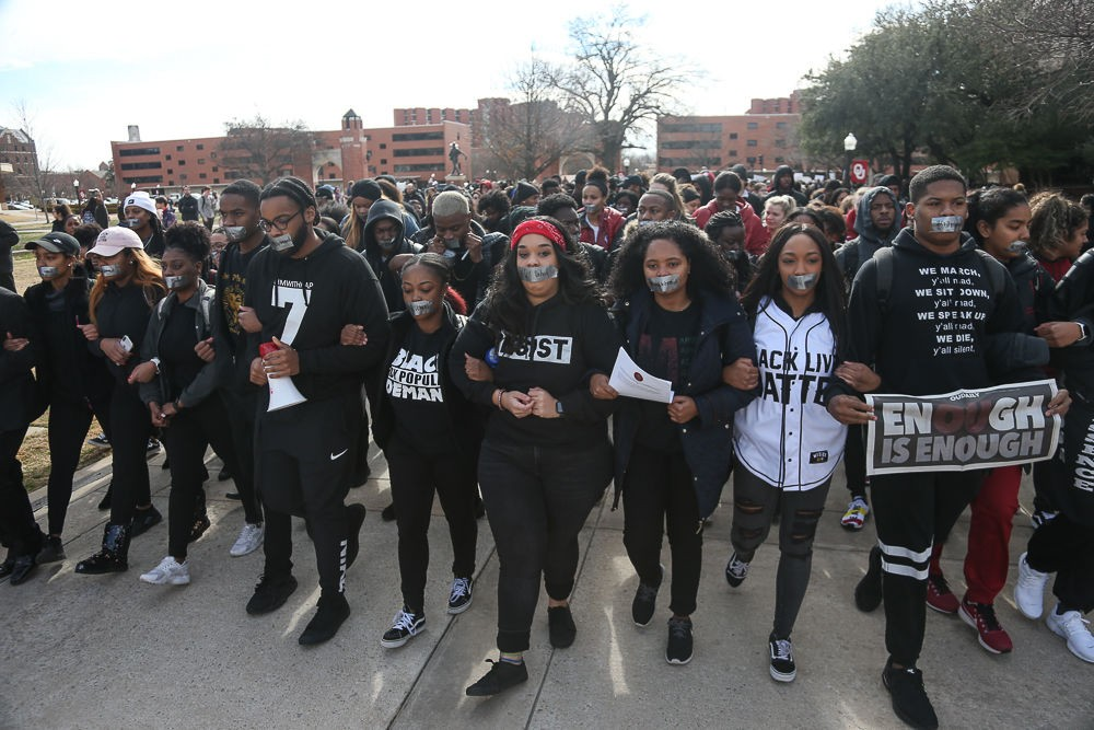 Black Student March