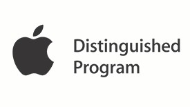 Apple Distinguished Program logo