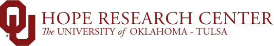 Hope Research Center, The University of Oklahoma - Tulsa
