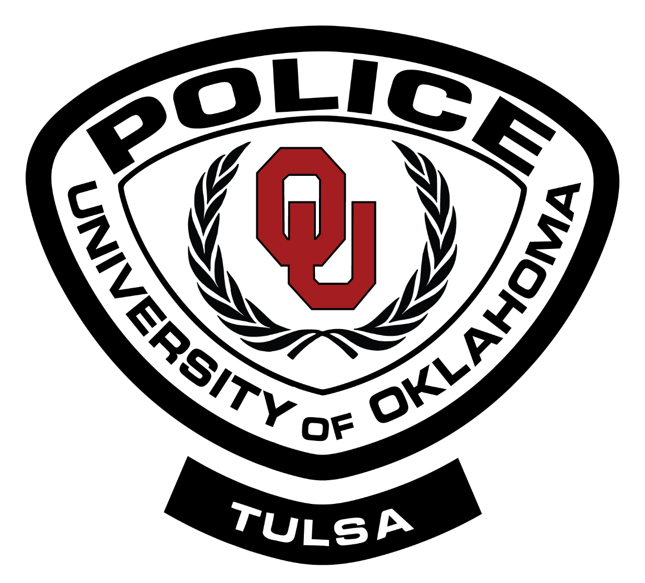OU-Tulsa Police Department Logo