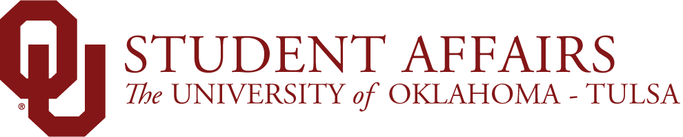 Student Affairs, The University of Oklahoma - Tulsa website wordmark